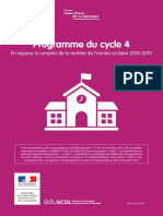 Cycle 4 Programme Consolide 1038204