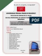 INFORME Pract. 03 Analisis Clinico