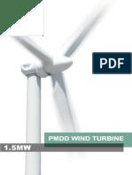 Goldwind Brochure 1.5 Web