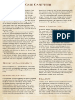 Gazetteer Player Version