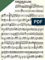 Risaralda Pasillo Fiestero para Piano de Carlos Vieco Ortiz
