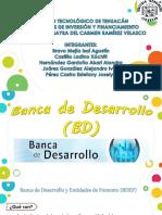 Bancas de Desarrollo