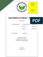Cjr Distribusi Fermi Dirac