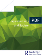 Japanese Culture and Society FreeBook FINAL