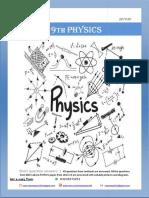 9 Physics 2020