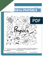10 Physics 2020