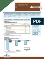 Export Import Informe Tecnico n 3 Marzo 2014