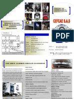 Centro de Formación y Capacitación CEFCAE - Curso Car Audio - Alarmas - Polarizado - Lujos & Accesorios