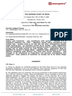 Tata Iron and Steel Co Ltd vs the Workmen and Ors s720433COM623941