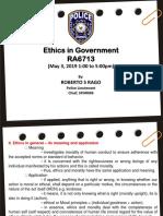 Code of Conduct RA6713