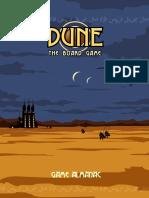 Walkthrough dune behind the Behind The