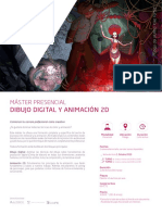 Info Master Presencial Dibujo Animacion 2d Animum