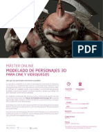 Info Master Online Modelado Animum