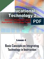 Educational Tech