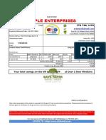 Invoice 3795
