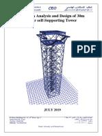 design of radar tower in hurghada egypt