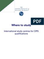 International Study Centres 0309[1]