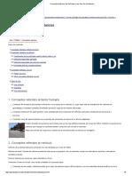 Conceptos Básicos Del Vehículo y Las Vías de Circulación