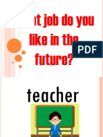 What Job Do You Like