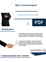 Formatrice Communication Non Verbale