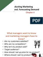 Marketing Managemet Chapter 4 Ppt