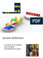 Schematic Diagrams, Systems Approach