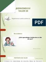 DÍA 3 Comunicación