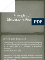 Ethography