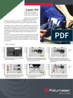 Fixturlaser Laser Kit - Ficha Técnica