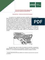 MÓDULO 2 Prácticas de Traducción (2018-2019)