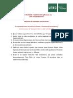 MÓDULO 4 Prácticas de Traducción (2018-2019)