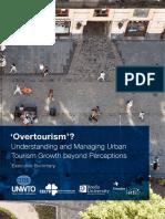 Overtourism UN Article