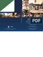 2017. Miradas Antropológicas, Históricas, Arquitéctonicas y Museográficas Del Patrimonio Industrial