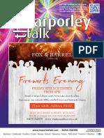 Tarporley Talk Nov 19