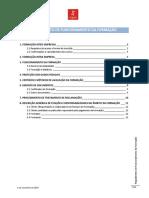 Regulamento de Funcionamento Da Formação 6nov14