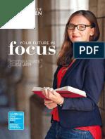 2019 UoA PG Prospectus