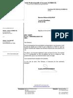 PP-Client - Envoi Projet R-0001
