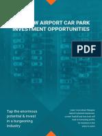 Glasgow Airport Carpark