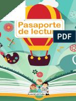 Pasaporte de Lectura.