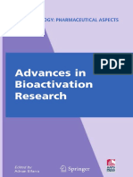 [Biotechnology_ Pharmaceutical Aspects IX] Jeffrey P. Jones (auth.), Adnan Elfarra (eds.) - Advances in Bioactivation Research (2008, Springer-Verlag New York).pdf