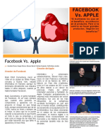 Teoria Organizacional Eje 4 Facebook Vs Apple.docx
