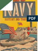1959 US Navy Comic Book
