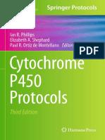 - Cytochrome P450 Protocols (.pdf