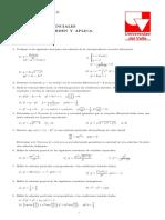 Taller Ecuaciones Diferenciales de Primer Orden y Aplicaciones
