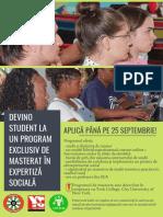 Devină Student La Un Program de Master Exclusiv (3)