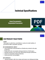 GPP Technical Specifications