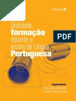 Oralidade formação docente e ensino de Língua Portuguesa - Letraria