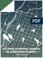 Movilidad Urbana Centro Histórico Arequipa