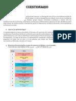 Transición demográfica y epidemiologia.