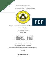 Uts Audit Sistem Informasi